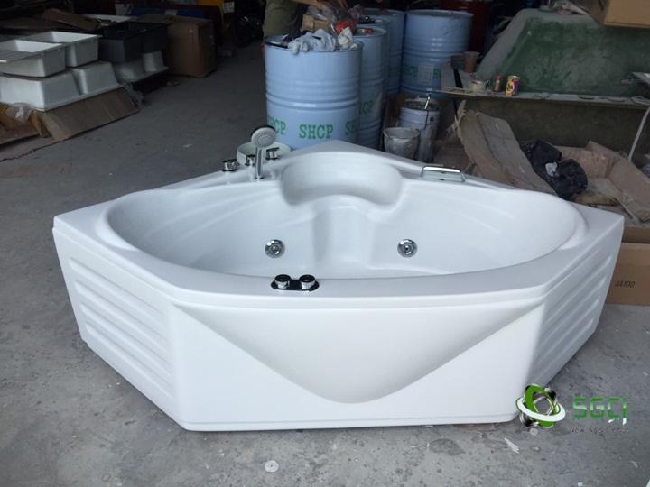 Giá thành của bồn tắm khá đa dạng
