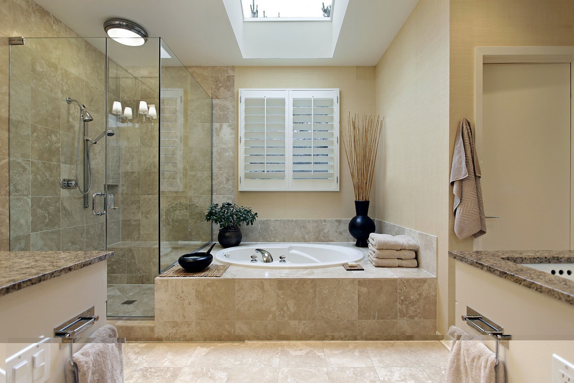 Bồn tắm hình oval độc đáo