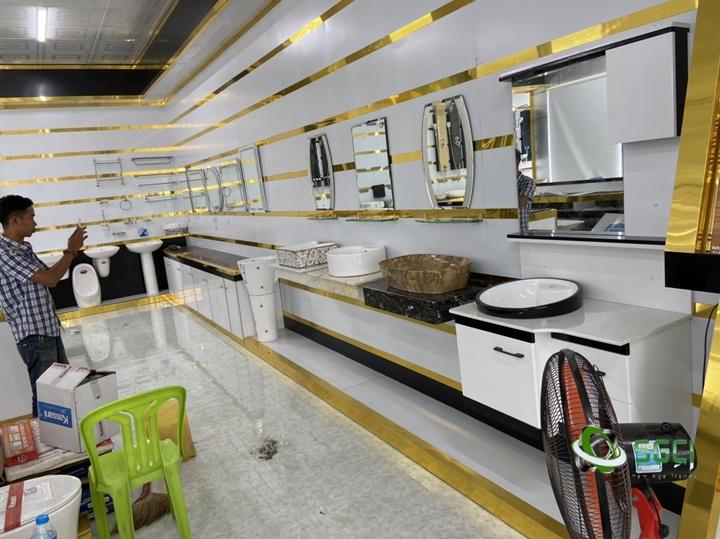 Nội thất SGCI với nhiều sản phẩm thiết bị nhà tắm cao cấp nhất