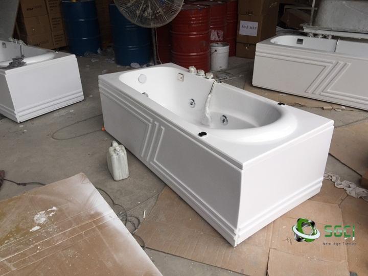 Địa chỉ phân phối bồn tắm giá rẻ, uy tín tại Cần Thơ